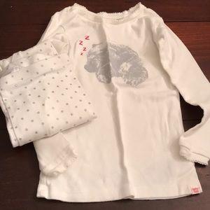 Baby Gap Long Sleeve PJs